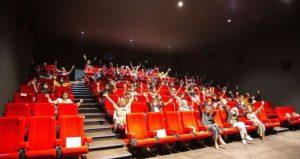 Cinema festival slow